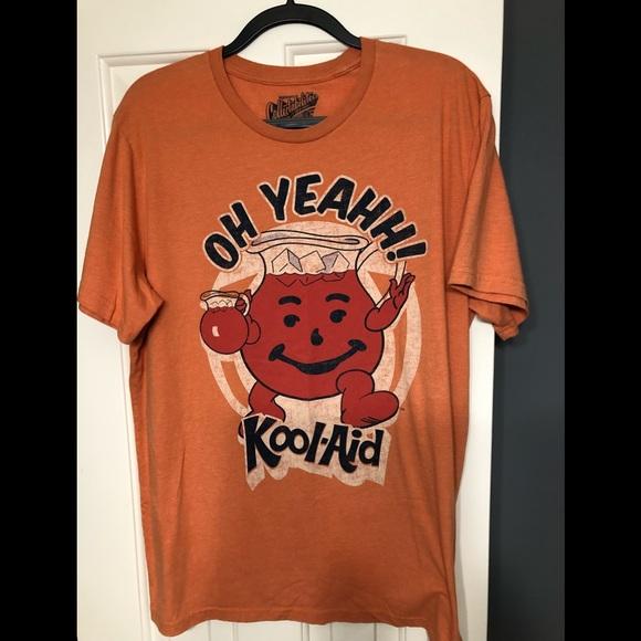 2f26443a Old Navy Shirts | Koolaid Collectible Vintage Style Xl | Poshmark